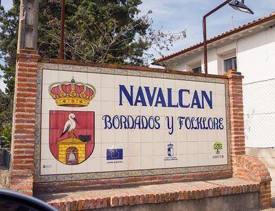 Entrada de Navalcán | Foto: David Daguerro