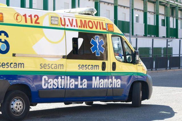 SUCESOS | Tres afectados por inhalación de humo tras el incendio de una chimenea en El Real de San Vicente