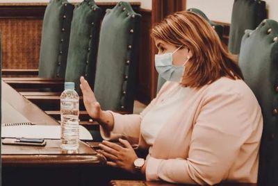 """Tita García: """"Talavera no puede esperar más, basta ya de retrasos y polémicas en torno al AVE"""""""