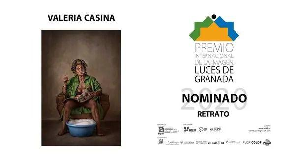 FOTOGRAFÍA | Valeria Cassina suma 3 nominaciones en los Premios Internacionales 'Luces de Granada'