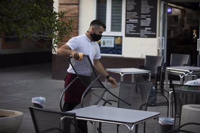 TALAVERA | El Ayuntamiento lo aclara: así deben ser las terrazas para evitar contagios