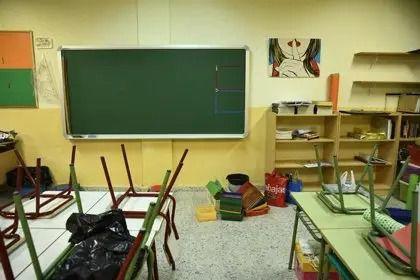 EDUCACIÓN | Los colegios de Toledo permanecerán cerrados el lunes