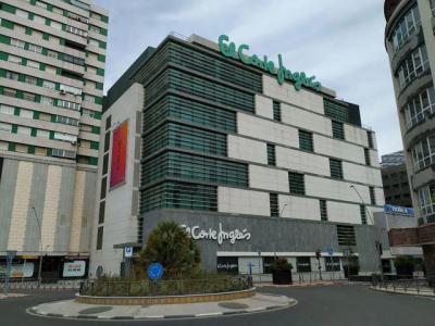 COMERCIO | El Corte Inglés abre este viernes con el 100% de su oferta comercial