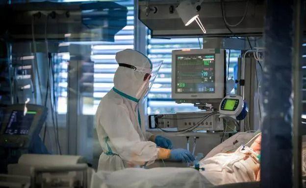 COVID-19 | Sigue bajando el número de hospitalizados en Talavera