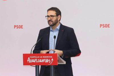 El dirigente del PSOE