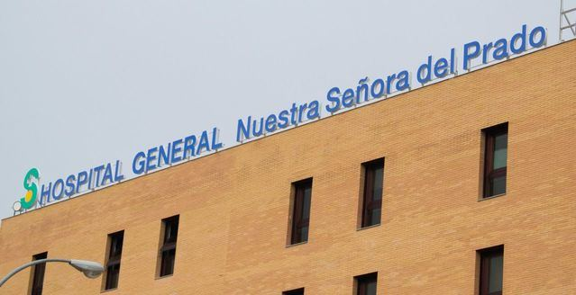 Hospital de Talavera | Foto: Iván Gutiérrez