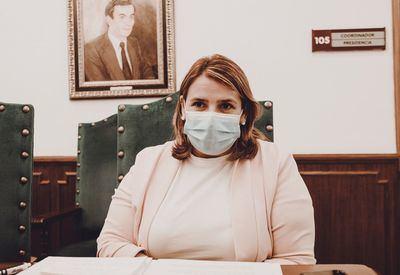 VÍDEO | La Alcaldesa de Talavera lanza un mensaje contundente a partidos y ciudadanos sobre el AVE