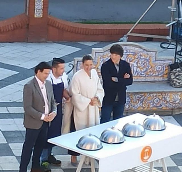 TV   Talavera ya es historia de 'Masterchef'