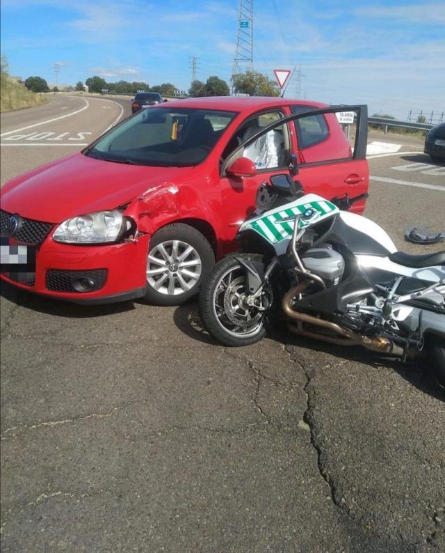 ACCIDENTE | ¿Sabes lo que ocurrió ayer en la carretera de Cervera?