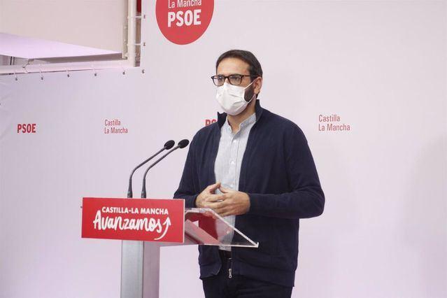 CLM | El rotundo mensaje del PSOE a Núñez sobre los posibles