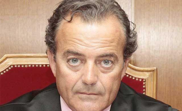 El juez Fernando Presencia Crespo
