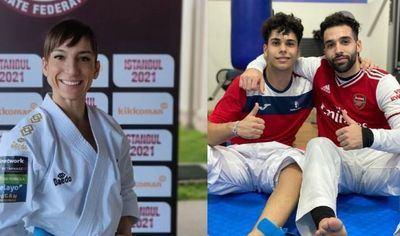 KARATE | Sandra Sánchez y los hermanos Cuerva, a la conquista del Campeonato de España