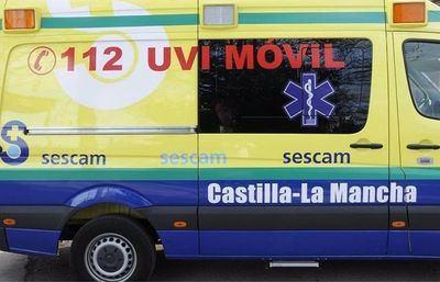 CLM   Trasladan en UVI a un niño de once años tras sufrir un atropello