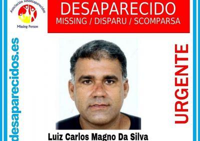TOLEDO   La Guardia Civil pide colaboración para localizar a un hombre desaparecido