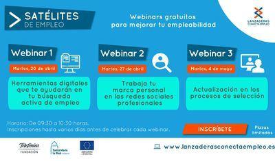 TALLERES | Nueva edición de 'Satélites de Empleo' para Talavera