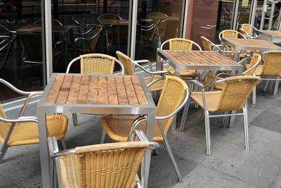 COVID-19 | Aprueban la supresión de la tasa por la instalación de terrazas y puestos de mercadillo
