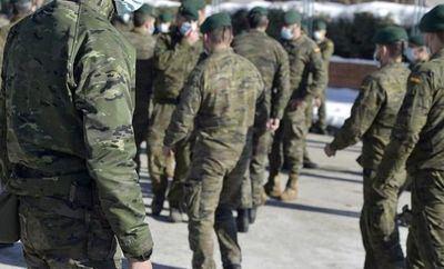 PANDEMIA | Un militar, en estado muy grave tras recibir la vacuna de AstraZeneca
