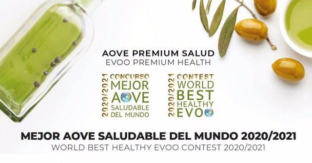 PREMIO | Un aceite de Los Navalmorales, entre los más saludables del mundo