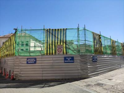 El Mercadona del casco histórico podría estar acabado a final de año