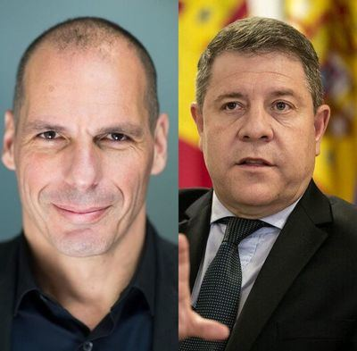 ¿Qué tienen en común Yanis Varoufakis y Emiliano García-Page?