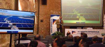 Manzanares contará con la mayor planta fotovoltaica de Europa tras una inversión de más de 320 millones de euros
