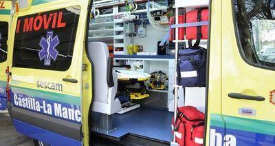 Dos trabajadores resultan heridos en sendos accidentes laborales