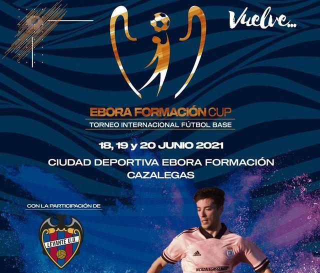 Vuelve el torneo internacional Ebora Formación Cup