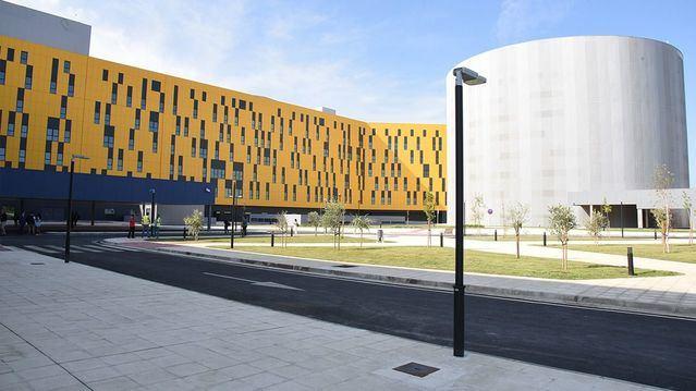Nuevo hospital de Toledo | Archivo