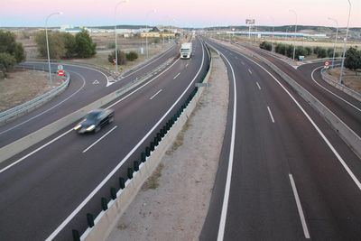 El fin de semana deja seis accidentes en las carreteras de CLM
