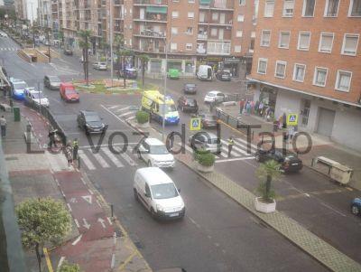 Herido un hombre tras ser atropellado en un paso de peatones