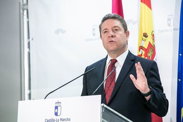 Emiliano García-Page   Fotos: D. Esteban González / JCCM