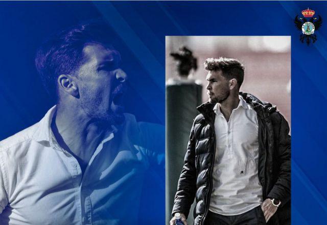 El CF Talavera confirma la renovación de Víctor Cea