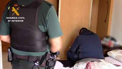 Desarticulada en dos pueblos de Toledo una violenta banda criminal