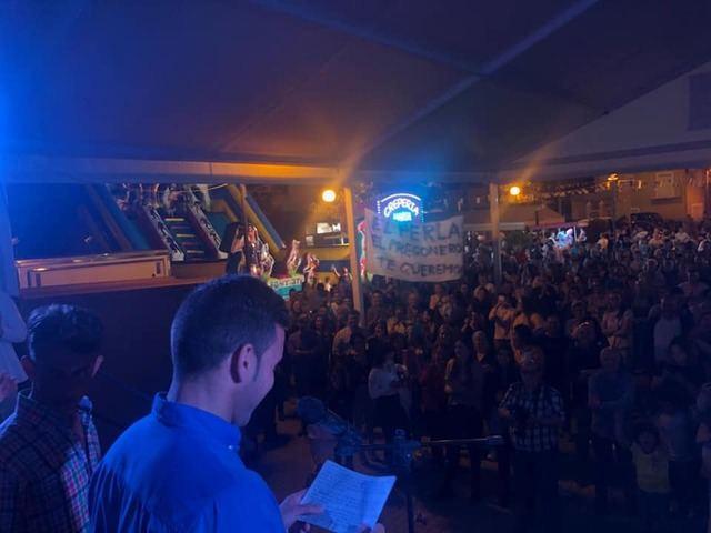 La EDF Patrocinio da el pistoletazo de salida a las fiestas del barrio talaverano (FOTOS)
