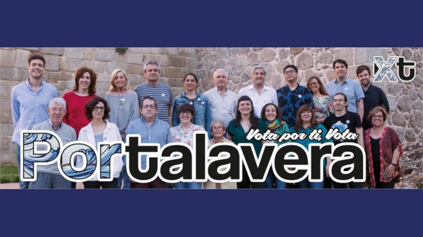 'Xtalavera' presenta sus compromisos para mejorar la ciudad
