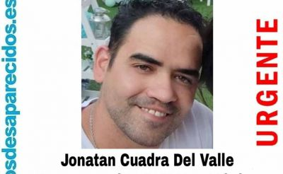 Buscan a Jonatan, de 32 años, desaparecido en el polígono de Toledo