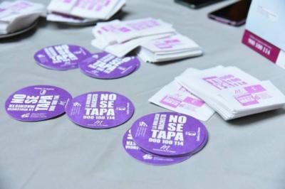 La Junta satisfecha del funcionamiento de la campaña de invierno contra la violencia de género