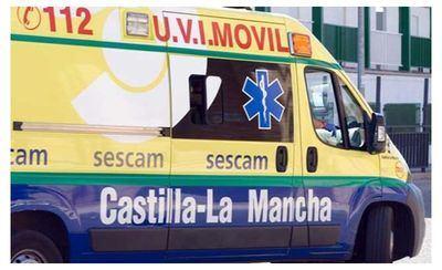 Herida una mujer al ser atropellada en un paso de peatones