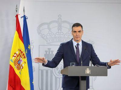 Pedro Sánchez presenta el