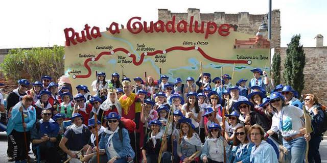 30 autobuses fletados para la peregrinación de este domingo a Guadalupe