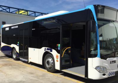 Dos nuevos vehículos para la flota de autobuses urbanos de Talavera