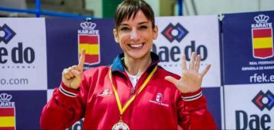 SANDRA SÁNCHEZ | Reescribe la historia del kárate a golpe de medalla y bate un Récord Guinness