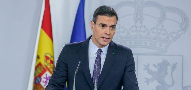 Pedro Sánchez   Archivo   Europa Press