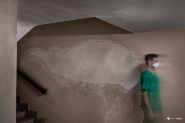 Imágenes de una cuarentena: Sanitarios, nuestros ángeles sin alas