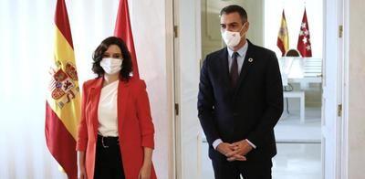 POLÉMICA   Sánchez denuncia que la Comunidad de Madrid no registra todos los contagios Covid