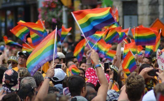 Orgullo LGTBI+   Foto: Pixabay