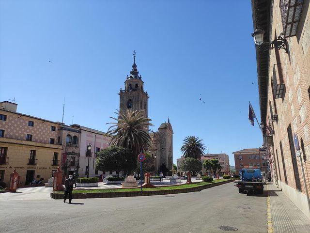 Plaza del pan (Talavera)