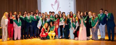 Graduación de los estudiantes de 2º de Bachillerato de Maristas Talavera