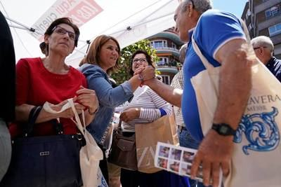 Tita García apuesta por crear nuevos espacios para la cultura y las tradiciones de Talavera
