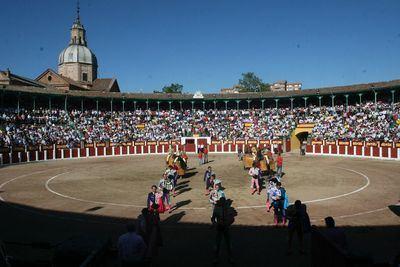 Plaza de Toros de Talavera   Foto: Turismo Talavera